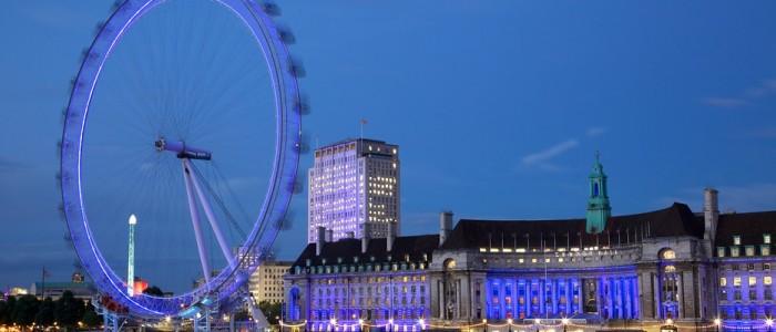 London Eye Ferris AKA The Millennium Wheel